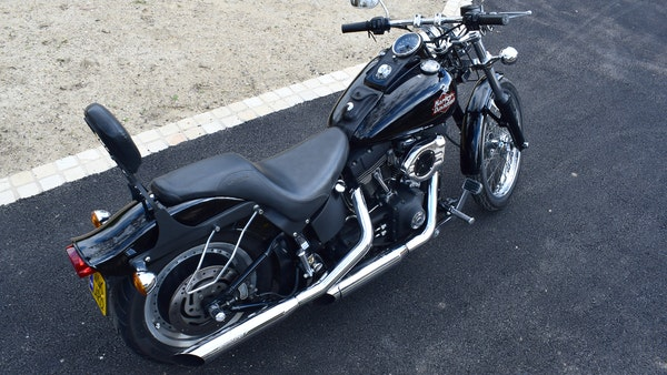 RESERVE LOWERED - 2000 Harley Davidson FXSTB Night Train For Sale (picture 8 of 60)