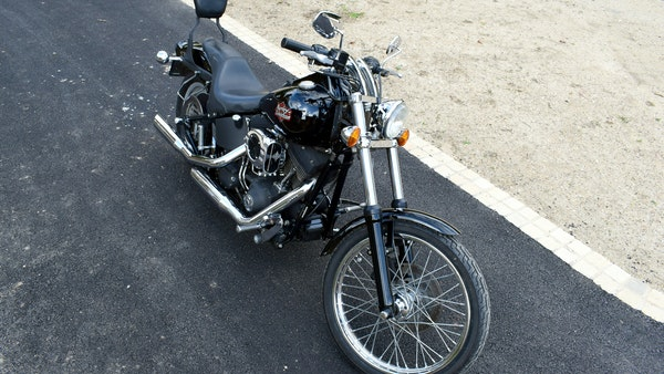 RESERVE LOWERED - 2000 Harley Davidson FXSTB Night Train For Sale (picture 6 of 60)