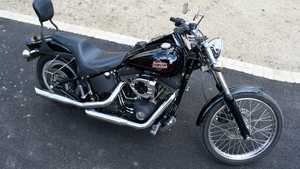 RESERVE LOWERED - 2000 Harley Davidson FXSTB Night Train For Sale (picture 7 of 60)