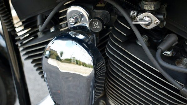 RESERVE LOWERED - 2000 Harley Davidson FXSTB Night Train For Sale (picture 35 of 60)