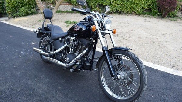 RESERVE LOWERED - 2000 Harley Davidson FXSTB Night Train For Sale (picture 4 of 60)