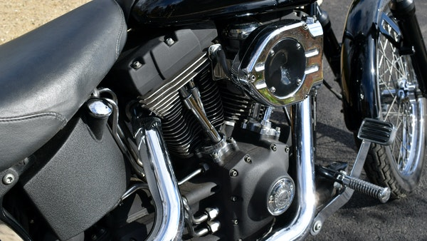 RESERVE LOWERED - 2000 Harley Davidson FXSTB Night Train For Sale (picture 60 of 60)