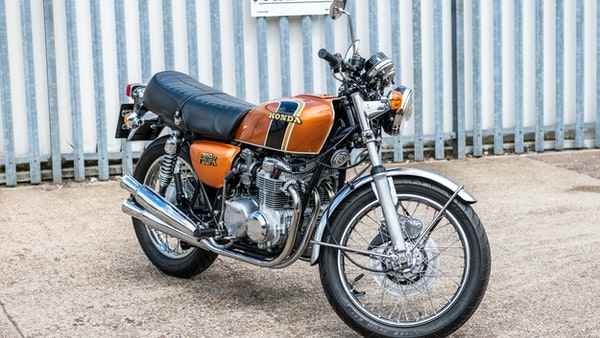 RESERVE LOWERED - 1978 Honda 550 Four For Sale (picture 9 of 106)