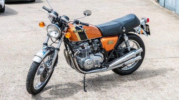 RESERVE LOWERED - 1978 Honda 550 Four For Sale (picture 3 of 106)
