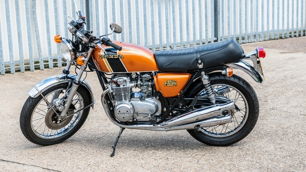 RESERVE LOWERED - 1978 Honda 550 Four For Sale (picture 15 of 106)