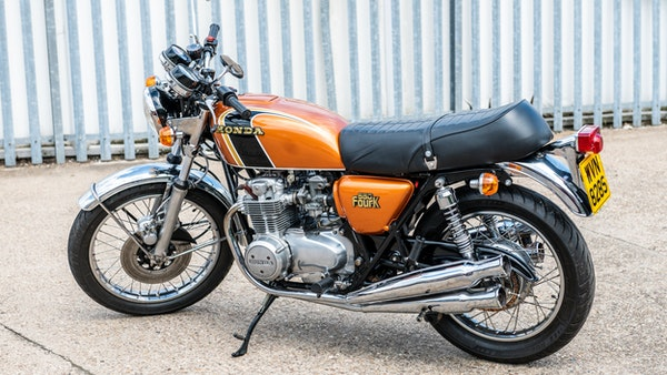 RESERVE LOWERED - 1978 Honda 550 Four For Sale (picture 7 of 106)