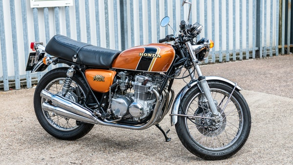 RESERVE LOWERED - 1978 Honda 550 Four For Sale (picture 11 of 106)