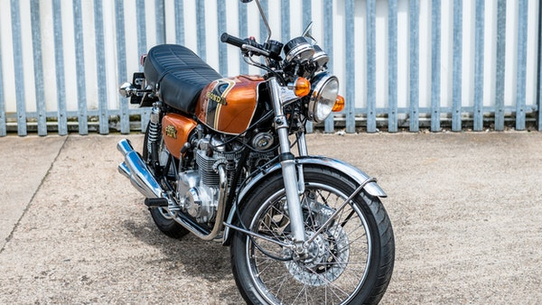 RESERVE LOWERED - 1978 Honda 550 Four For Sale (picture 14 of 106)