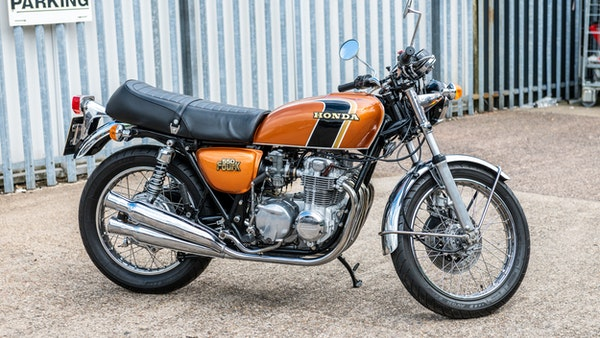 RESERVE LOWERED - 1978 Honda 550 Four For Sale (picture 1 of 106)
