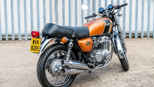 RESERVE LOWERED - 1978 Honda 550 Four For Sale (picture 6 of 106)