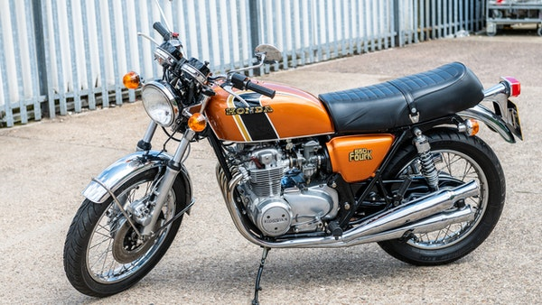 RESERVE LOWERED - 1978 Honda 550 Four For Sale (picture 10 of 106)