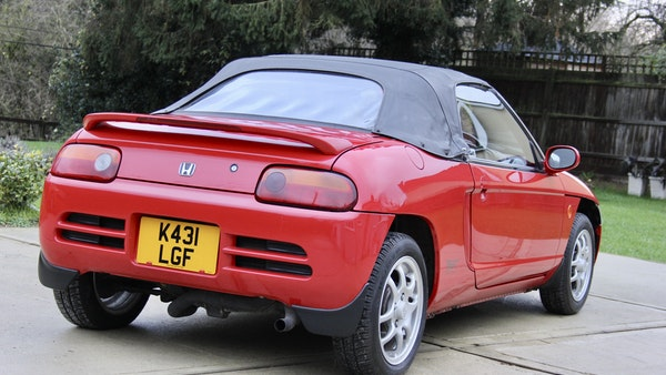 1992 Honda Beat For Sale (picture 17 of 107)