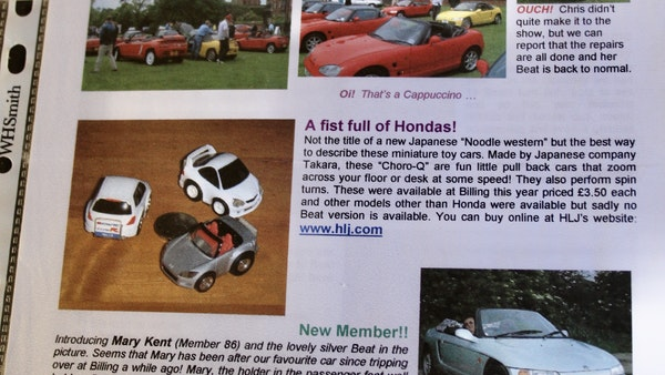 1992 Honda Beat For Sale (picture 106 of 107)