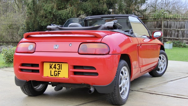 1992 Honda Beat For Sale (picture 6 of 107)