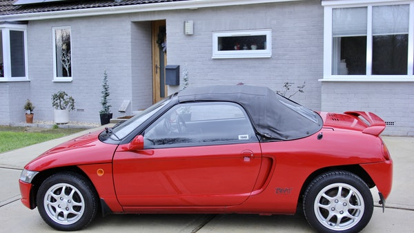 1992 Honda Beat For Sale (picture 15 of 107)