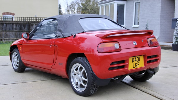 1992 Honda Beat For Sale (picture 16 of 107)