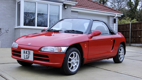 1992 Honda Beat For Sale (picture 14 of 107)