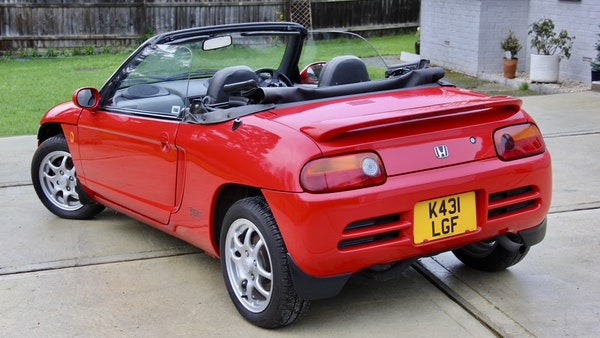 1992 Honda Beat For Sale (picture 10 of 107)