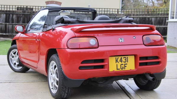 1992 Honda Beat For Sale (picture 9 of 107)