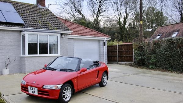 1992 Honda Beat For Sale (picture 12 of 107)