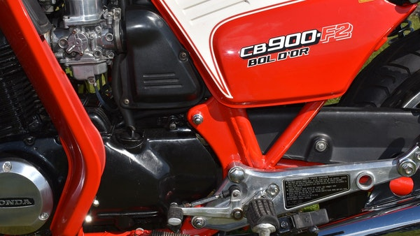 Honda CB900F2 Bol D'Or For Sale (picture 64 of 70)