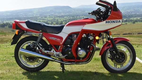 Honda CB900F2 Bol D'Or For Sale (picture 22 of 70)