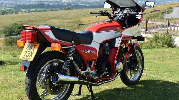 Honda CB900F2 Bol D'Or For Sale (picture 19 of 70)