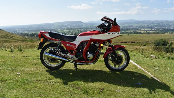 Honda CB900F2 Bol D'Or For Sale (picture 21 of 70)