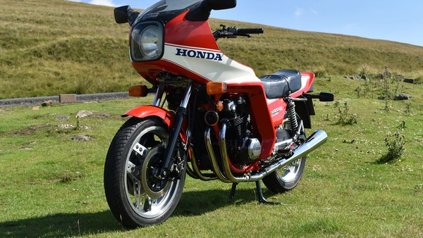 Honda CB900F2 Bol D'Or For Sale (picture 28 of 70)