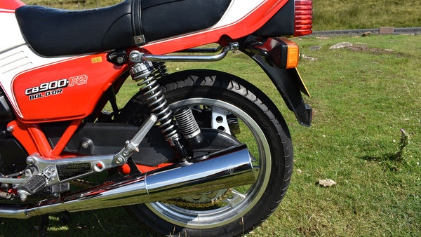 Honda CB900F2 Bol D'Or For Sale (picture 31 of 70)