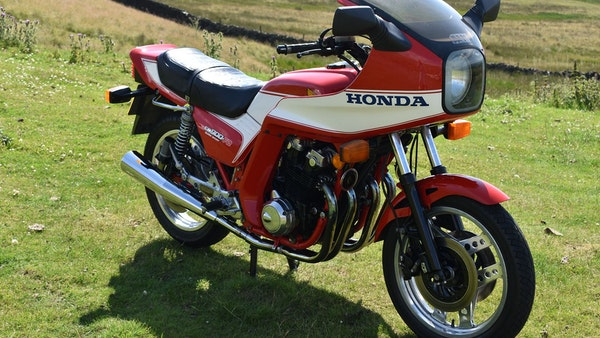 Honda CB900F2 Bol D'Or For Sale (picture 24 of 70)