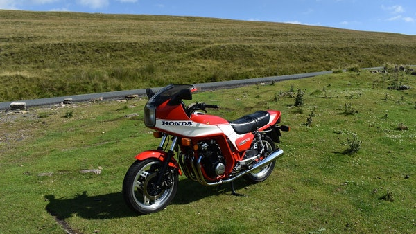 Honda CB900F2 Bol D'Or For Sale (picture 4 of 70)