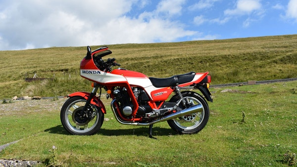 Honda CB900F2 Bol D'Or For Sale (picture 7 of 70)
