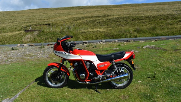 Honda CB900F2 Bol D'Or For Sale (picture 6 of 70)