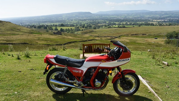 Honda CB900F2 Bol D'Or For Sale (picture 20 of 70)