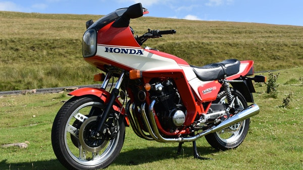 Honda CB900F2 Bol D'Or For Sale (picture 1 of 70)