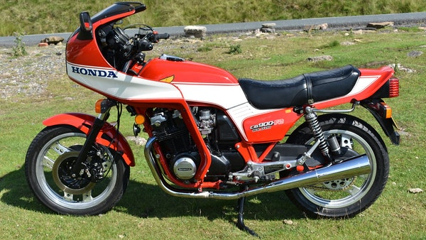 Honda CB900F2 Bol D'Or For Sale (picture 8 of 70)