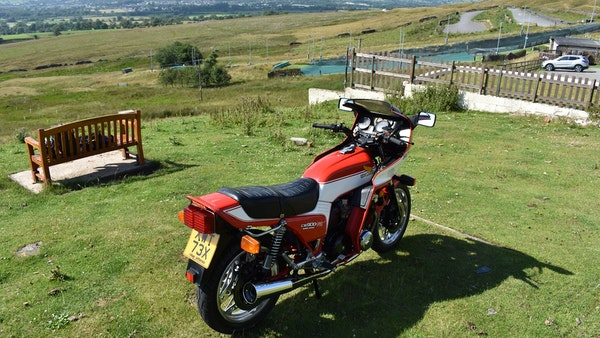 Honda CB900F2 Bol D'Or For Sale (picture 16 of 70)