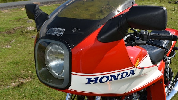 Honda CB900F2 Bol D'Or For Sale (picture 35 of 70)