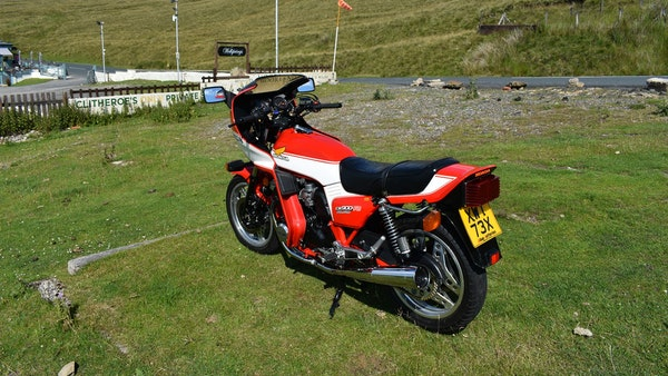Honda CB900F2 Bol D'Or For Sale (picture 12 of 70)