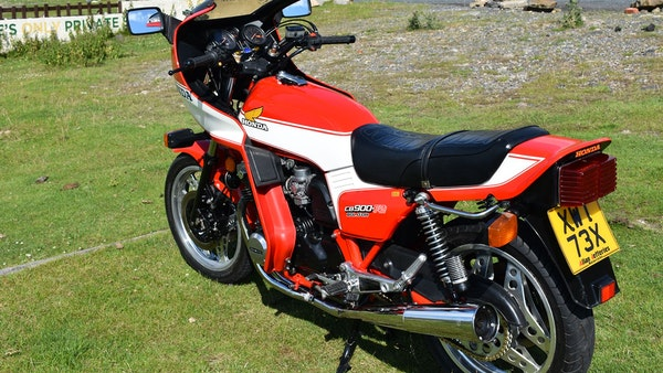 Honda CB900F2 Bol D'Or For Sale (picture 10 of 70)
