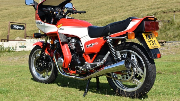 Honda CB900F2 Bol D'Or For Sale (picture 11 of 70)