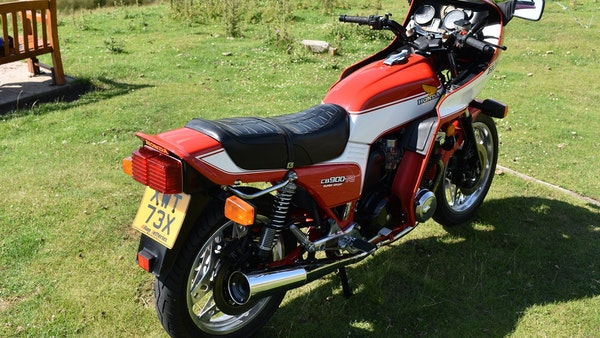 Honda CB900F2 Bol D'Or For Sale (picture 17 of 70)