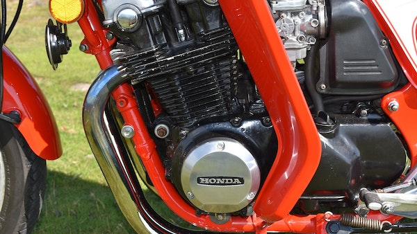 Honda CB900F2 Bol D'Or For Sale (picture 65 of 70)
