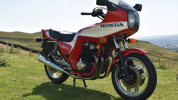 Honda CB900F2 Bol D'Or For Sale (picture 23 of 70)