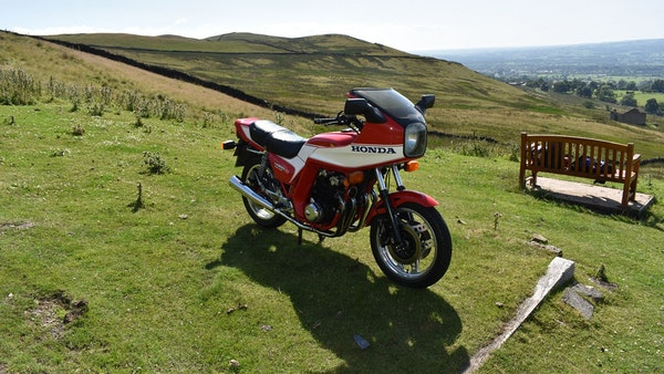 Honda CB900F2 Bol D'Or For Sale (picture 25 of 70)