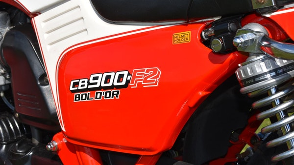 Honda CB900F2 Bol D'Or For Sale (picture 50 of 70)