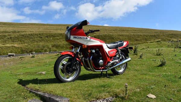 Honda CB900F2 Bol D'Or For Sale (picture 5 of 70)