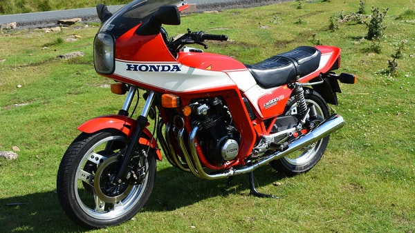 Honda CB900F2 Bol D'Or For Sale (picture 3 of 70)