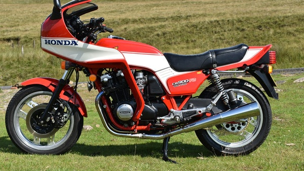 Honda CB900F2 Bol D'Or For Sale (picture 9 of 70)